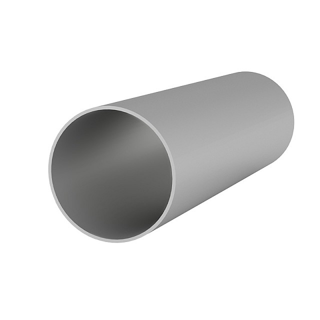 ALUMINUM ROUND TUBE D.60x1,5mm ANODISED